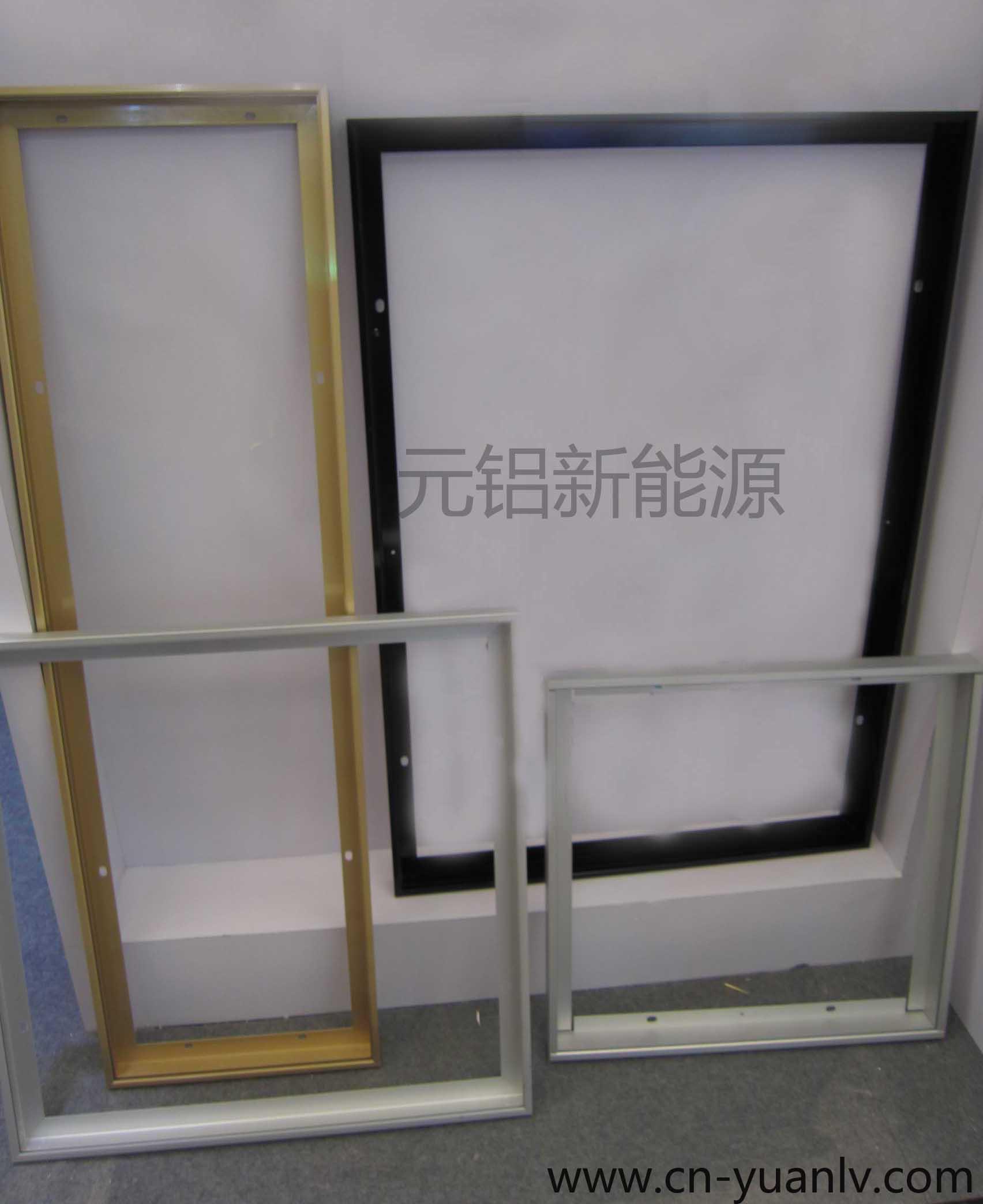 太阳能组件黑色边框